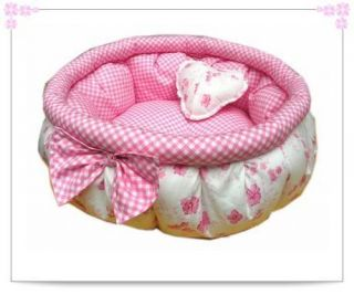 100 Cotton Handmade Pet Dog Cat Bed House Pillow 9TYPE