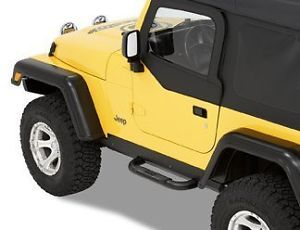 Jeep Wrangler Unlimited Steps