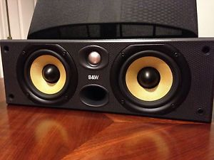 Bowers and Wilkins CC6 S2 CC6S2 Center Channel Home Theater Speaker