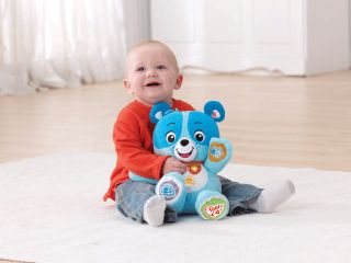 Vtech Cora The Smart Cub Educational Teddy Bear Toy for Baby New UK Seller