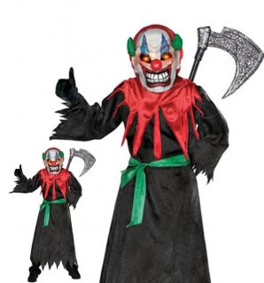 Boys Clown Halloween Costumes