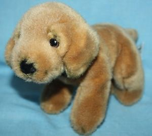Russ Small Golden Retriever Stuffed Puppy Dog Plush