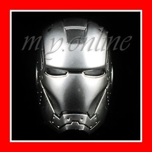 Hot Toys Iron Man Mark II Armor Unleashed Version Figure 1 6 Iron Man Helmet