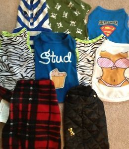 XS Small Dog Clothes