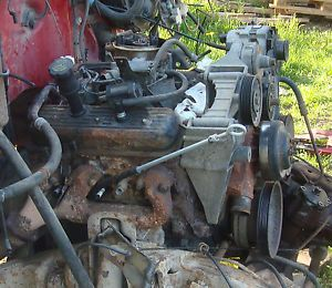 "Chevy 4 3 V6 TBI Engine ""3 4 350"" 1993 S10 No Knock Tick Great for Swap Build"