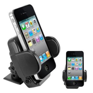 Cellet Dash Mount Air Vent Holder for Cell Phones PDAs iPhone 4 4G 4S iPod