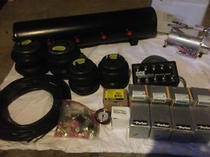 Air Bag Suspension Kit Complete