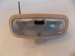 05 05 Ford Focus Interior Lights Overhead Console 2005 645