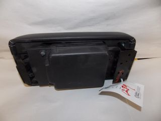 06 09 07 08 Mercury Milan Arm Rest Center Console Lid 2006 2007 2008 2009 1289