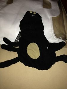 Pottery Barn Kids Baby Doll Spider Costume Halloween Girl