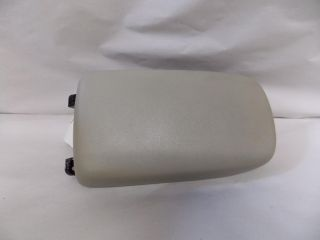 10 10 Toyota Corolla Arm Rest Center Console Lid 2010 1249