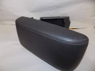 06 12 08 Ford Fusion Arm Rest Center Console Lid 2006 2007 2008 2009 2010 1286