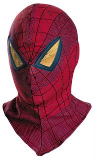 The Amazing Spiderman 2012 Movie Adult Mask Prop Accessories Halloween Superhero