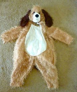 Puppy Dog Beagle Halloween Costume Toddler Infant Baby 24 Months Brown So Cute