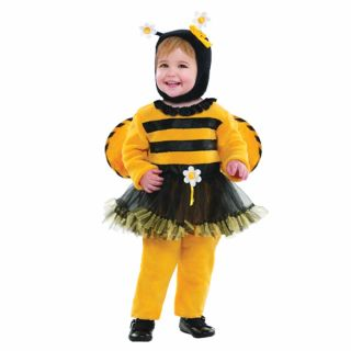 Toddler's Child's Baby Bug Bumble Bee Insect Fancy Dress Costume 12 18 Months