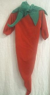 Babystyle Baby Boy Girl Chili Pepper Halloween Costume 0 3 6 Months