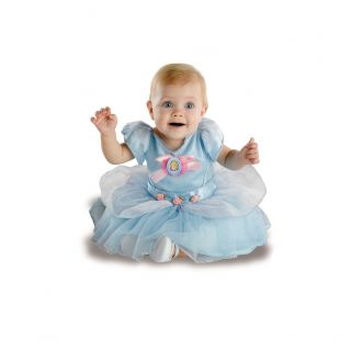 Disney Princess Cinderella Baby Infant Costume 12 18 Months