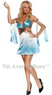 Greek Goddess Adult Aphrodite Athena Halloween Costume