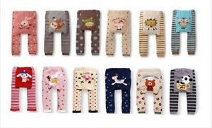 Boy Girl Baby Toddler Infant Clothes Legging Tight Leg Warmer Trousers Pants
