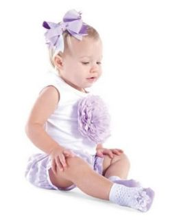 New Girl's Baby Short Top Pants Outfit Suit Set Costume Clothing 0 12M 2 Pcs