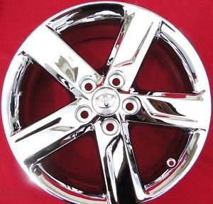 17'' Toyota Camry Avalon Factory Wheels Rims New Chrome 2013