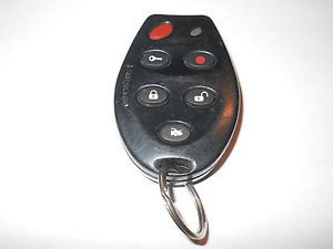 Ford Keyless Entry Remote Key Fob