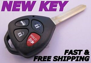 2011 Toyota Camry Keyless Entry Remote Fob Car Alarm Master Key HYQ12BBY G Chip