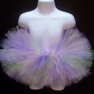 Infant Tutu Pink Purple Lime Green Lavender Baby Shower Gift Photo Prop Newborn