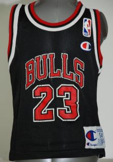 Michael Jordan RARE Chicago Bulls Vintage Original NBA Jersey Toddler S4