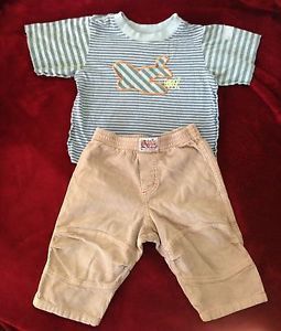 Lot Baby Boy Toddler Clothes Pants T Shirt Jacket Naartjie 6 12 24 Months Kids