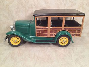 1929 Ford Hubley Woody Station Wagon Kit Car