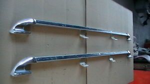 Aluminum Bed Rails 60's 70's 80's Ford Chevy Dodge Truck