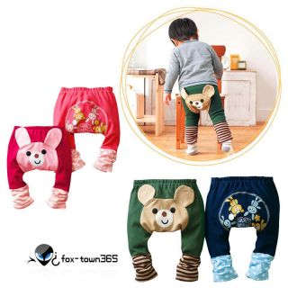 Cute Baby Toddler Unisex Trousers Leggings Tights Leg Warmers Pants
