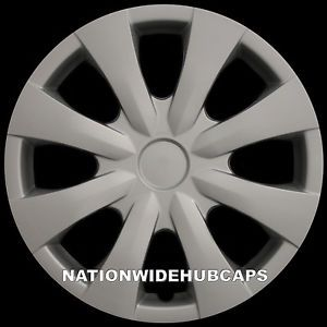 "Set of 4 Toyota Corolla 15"" New Full Wheel Covers Rim Hub Caps"