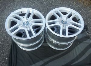 "4RIMS 00 05 Toyota Celica Wheels 15"" inch w Center Caps Lug Nuts"