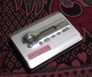 Sony Walkman Auto Reverse Am FM Radio Cassette Tape Player Wm FX888 Lot C