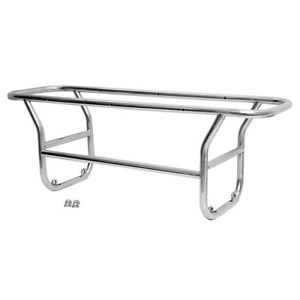 Tracker Marine 26527 Stainless Steel Raised Boat Lounge Seat Base Frame