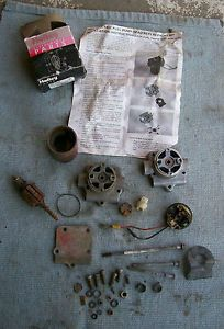 Holley Electric Fuel Pump Replacement Kit 12 808 for 12 801 12 802 Spare Parts