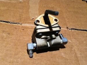 John Deere 210 K241 Kohler Engine Tractor Fuel Pump AM37539 212 214 216 200 300