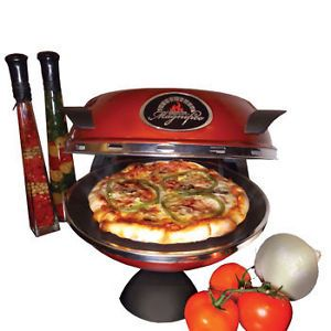 Forno Magnifico Electric Pizza Oven Genuine Ceramic Refractory Cooking Stone