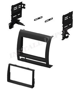 2005 2011 Toyota Tacoma Double DIN Dash Kit Car Stereo Radio Install CD Mounting