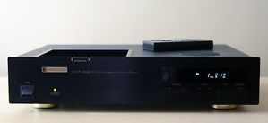 Parasound CDP 2000 Belt Driven Audiophile CD Player