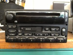 Ford F150 Radio CD Player