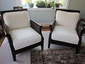 Pottery Barn Belmont Arm Chairs Local Pickup Only from Reston VA