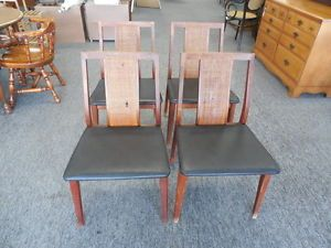 Set of 4 Hibriten Mid Century Modern Dining Room Chairs