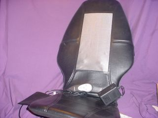 Homedics SBM 200 Shiatsu Back Massage Chair Cushion Massager Therapist Select