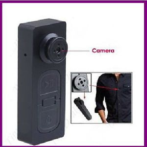 Mini Button Hidden Spy Camera DV DVR Camcorder Digital Video Recorder 720x480