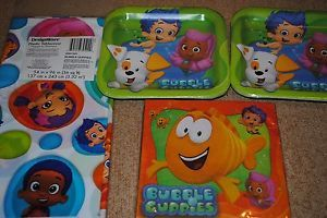 Bubble Guppies Molly Fabric Transfers