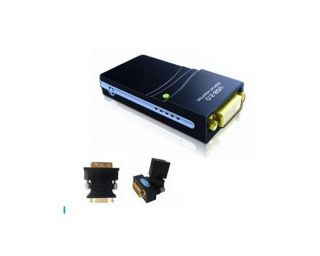 F03127 USB 2 0 to DVI VGA HDMI Multi Display Converter Graphic Adapter 1920x1080