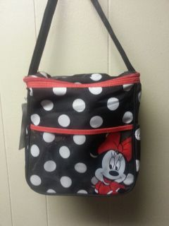 Disney Baby Girl Minnie Mouse Diaper Bag Tote